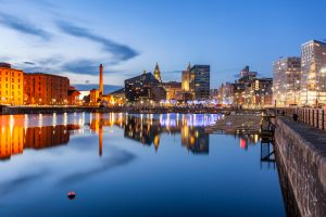 Liverpool Albert Docks